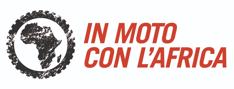 In Moto con l'Africa Logo
