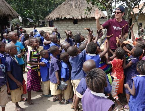 L'Africa dei miei occhi e del mio cuore