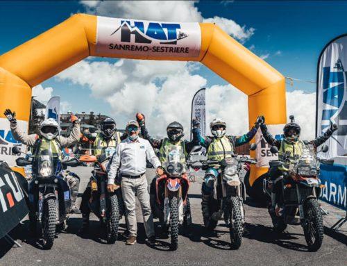 In Moto con l'Africa alla HAT 2020