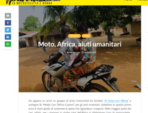 www.womenonbike.com moto-africa-aiuti-umanitari