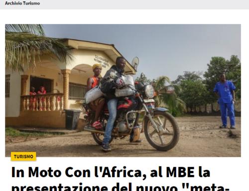 """In Moto Con l'Africa, al MBE la presentazione del nuovo """"meta-libro"""" – InMoto.it"""